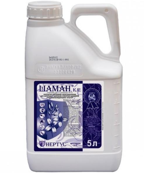 Инсектицид Шаман, к.е. Нертус - 5 л.