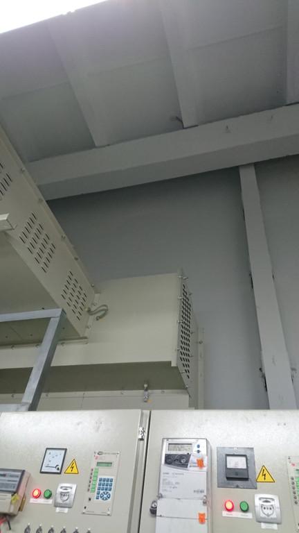 Монтаж извещателей пожарной сигнализации на РЭС