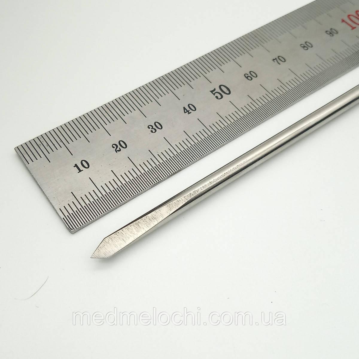 Шпиця 4.0 мм L=300мм (перо)