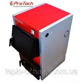 Котел 18 кВт твердотопливный PROTECH ТТ-18С D LUXE, фото 2