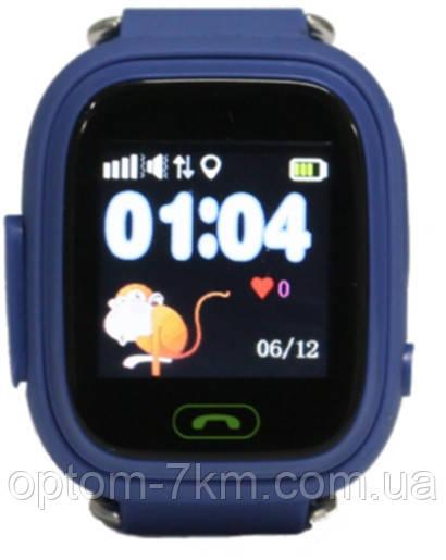 Дитячі розумні годинник Q90 з GPS трекером і функцією телефону am