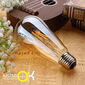 Лампа Эдисона ST64 Led RUSTIC VINTAGE-4