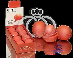 Корейский Корейский бальзам для губ EOS Апельсин