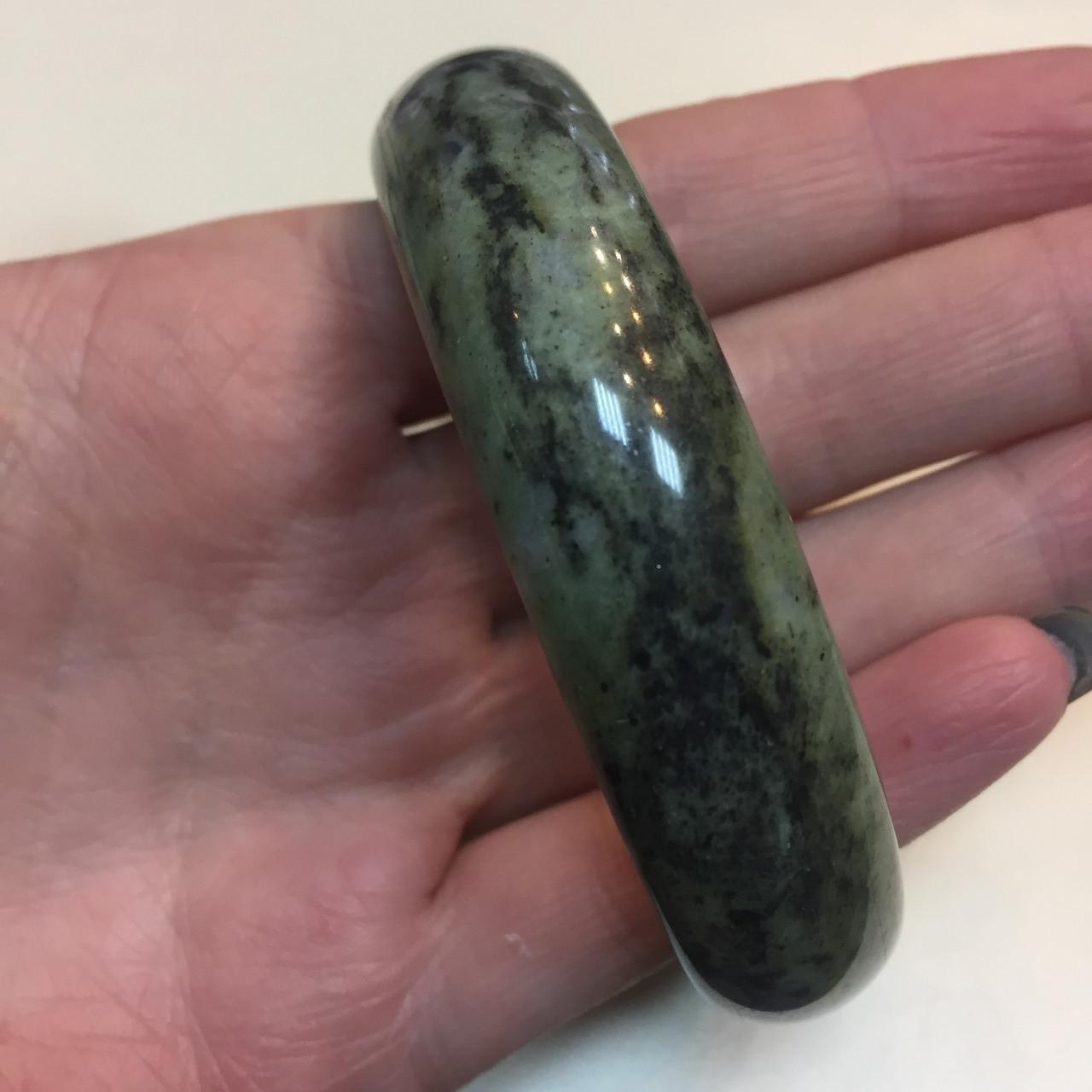 Нефрит браслет из камня нефрит Индия.
