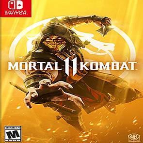 Mortal Kombat 11 (російські субтитри) Nintendo Switch