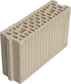 Керамические блоки Керамблок Кератерм 12