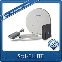 Комплект оборудования для спутникового интернета Tooway
