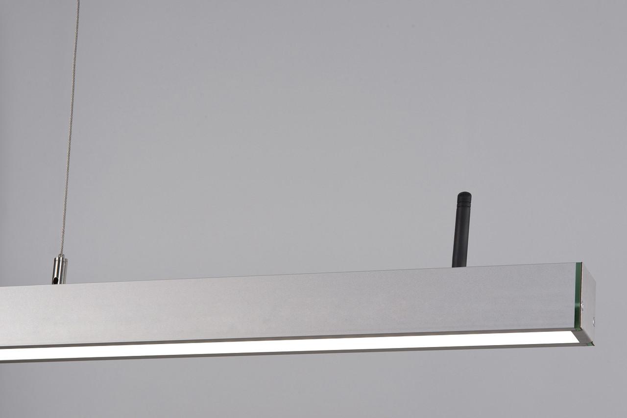 Диммируемый линейный светодиодный светильник 50 Вт, фото 1