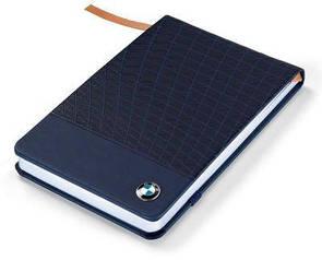 Небольшой блокнот BMW Notebook, Small, Dark Blue