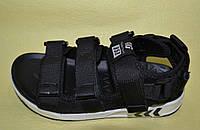 Босоножки спортивного стиля для мальчика  р-ры 32-37, ТМ Канарейка (GFB) 3343-1