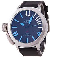 Часы U Boat Italo Fontana Silver-Blue