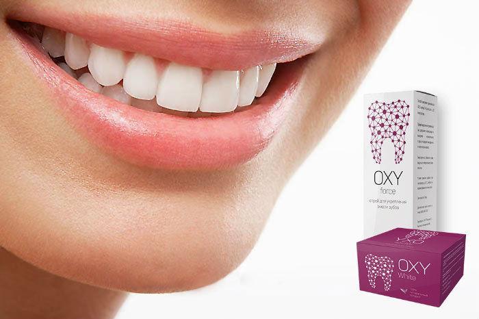 Окси (Oxy) – комплекс для отбеливания и укрепления зубной эмали
