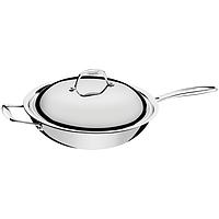 Сковорода WOK Tramontina Professional Trix с крышкой 32 см 5.1 л 62838/326