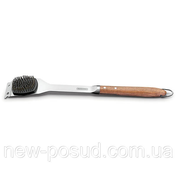 Щетка Tramontina Barbecue для гриля с длинной ручкой 45 см 26454/100