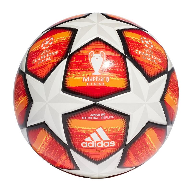 Футбольний м'яч Adidas Finale Madrid 19 Junior 350g DN8681