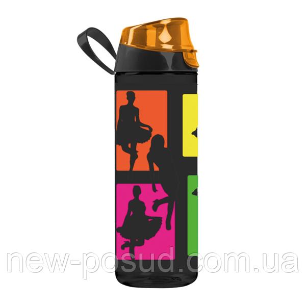 Бутылка д/воды пл. Herevin 0.75л д/спорта Разноцветный 161506-018