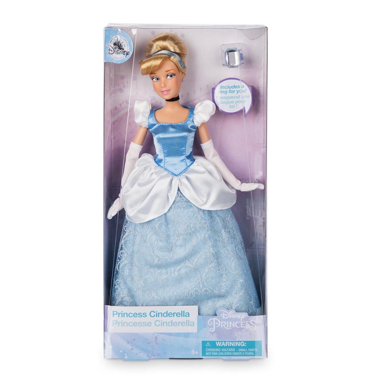 Кукла Золушка Disney Princess Cinderella с кольцом
