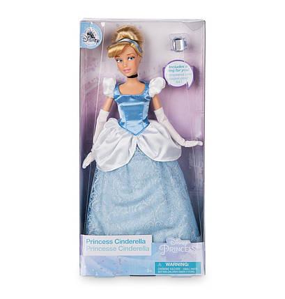 Кукла Золушка Disney Princess Cinderella с кольцом, фото 2