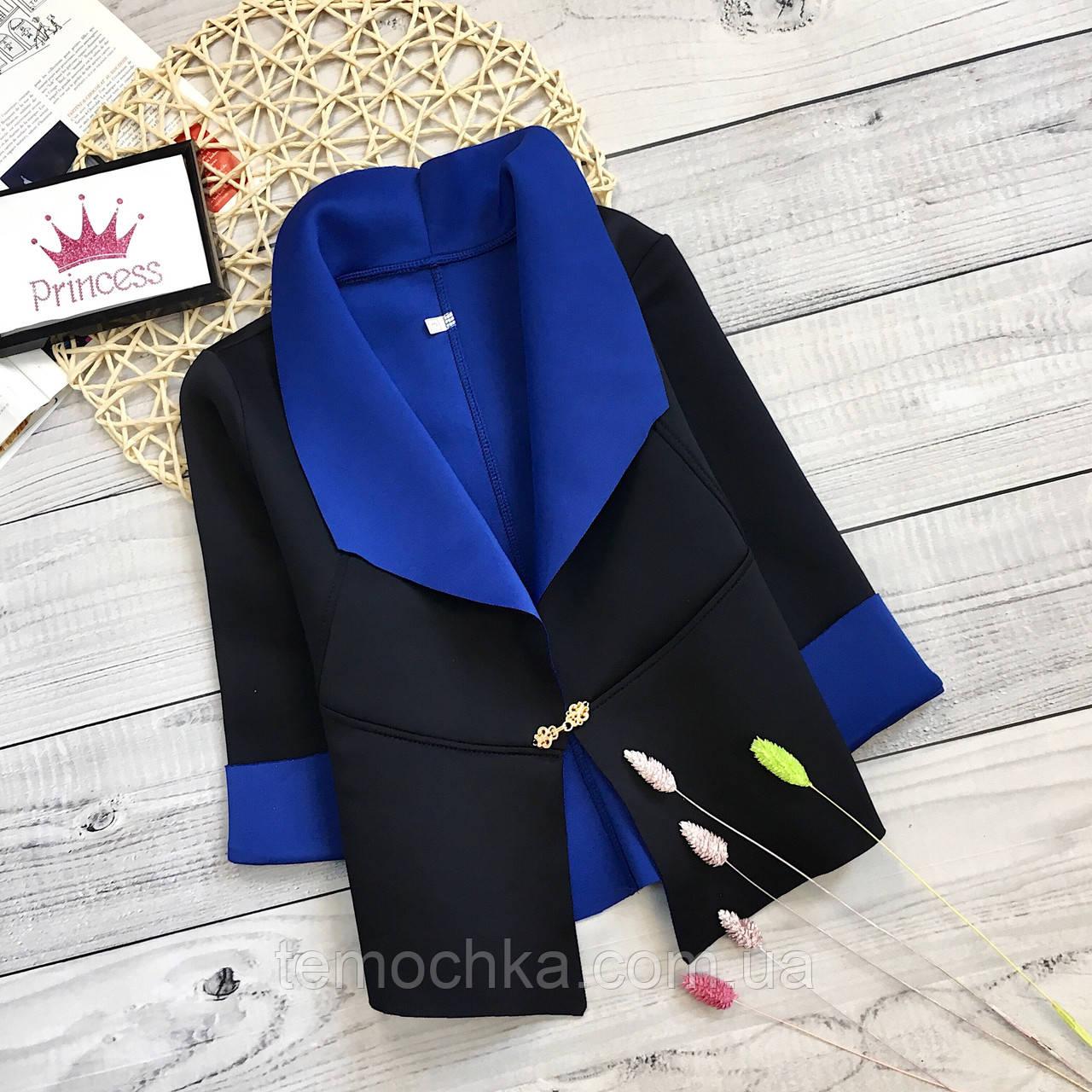 Нарядный пиджак для модниц