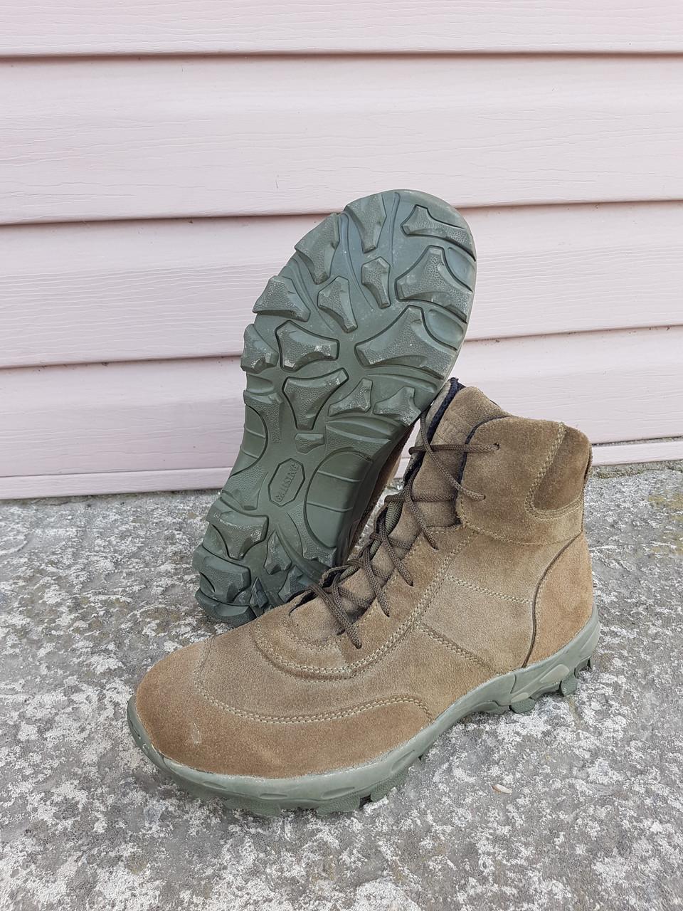 Ботинки Гарсинг (garsing) хаки размеры 42,43