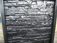 Форма для полифасадных панелей АЛЯСКА 500*500*30 мм; формы из АБС пластика для полифасада