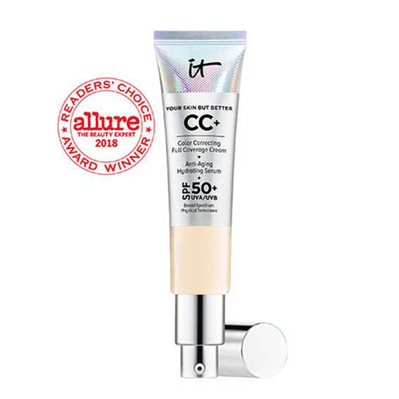 СС крем IT Cosmetics Your Skin But Better CC+ Cream with SPF 50+ (Fair)