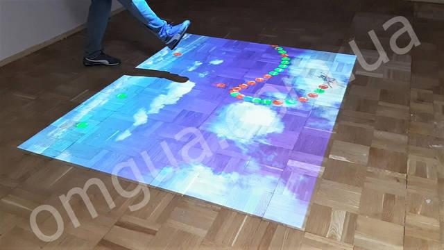 Продажа и установка интерактивной проекции 5