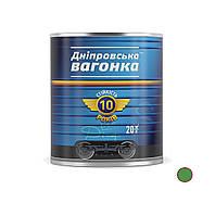 Краска Вагонка ПФ-133 зеленый (2,5л.)