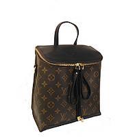Рюкзак городской реплика LV женский GS123 маленький, фото 1
