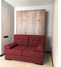 Шкаф-кровать с диваном 140*200 см, фото 2