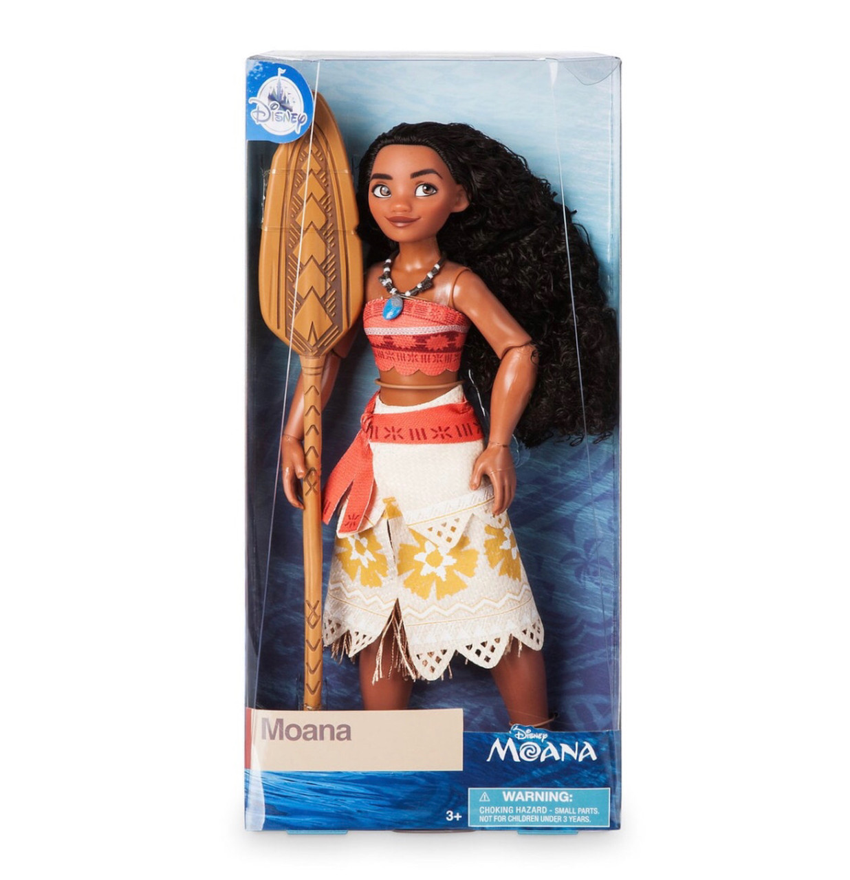 Кукла Моана Disney Princess Moana с кольцом