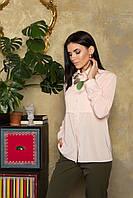 Блуза пудра, фото 1