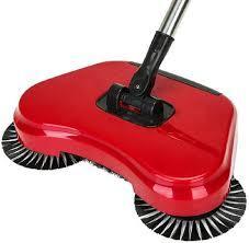 Механический веник швабра для пола Sweep Drag All-in-One