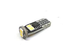 Автолампа LED T10, W5W, 6SMD, 2835, CANBUS