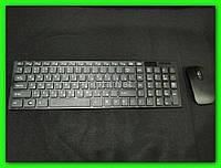 Беспроводная мини клавиатура с мышкой для компьютера, телевизора, планшета