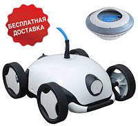 Робот–пылесос Bridge Falcon+ (работает от автономного аккумулятора)