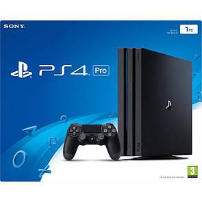 Ігрова приставка Sony PlayStation 4 PRO 1TB