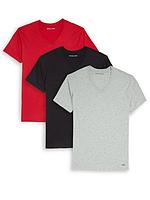 Оригинальный набор разноцветных мужских футболок популярного бренда Michael Kors, фото 1