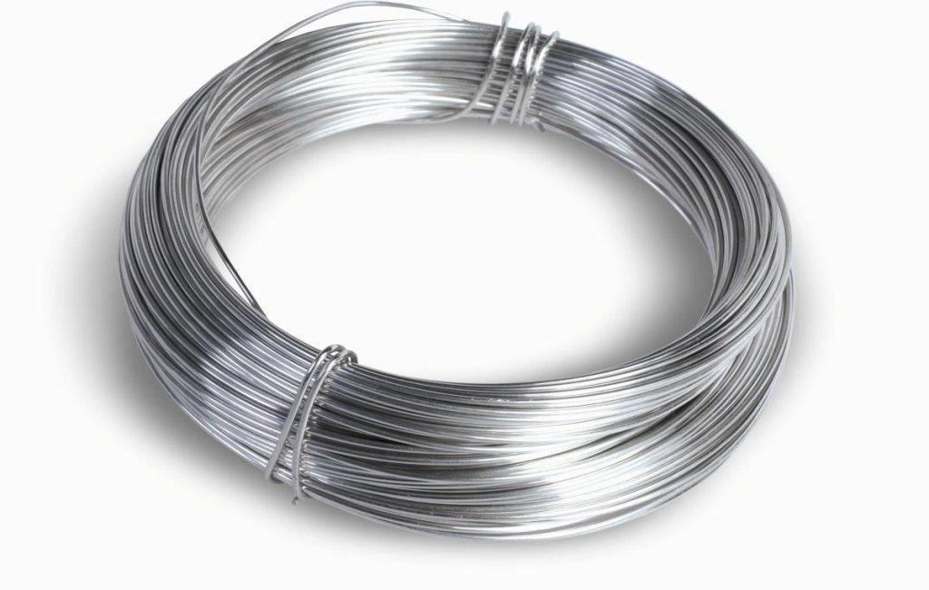 Проволока стальная оцинкованная ф 1,2 мм
