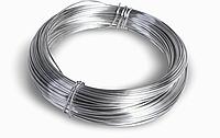 Проволока стальная оцинкованная ф 1,7 мм