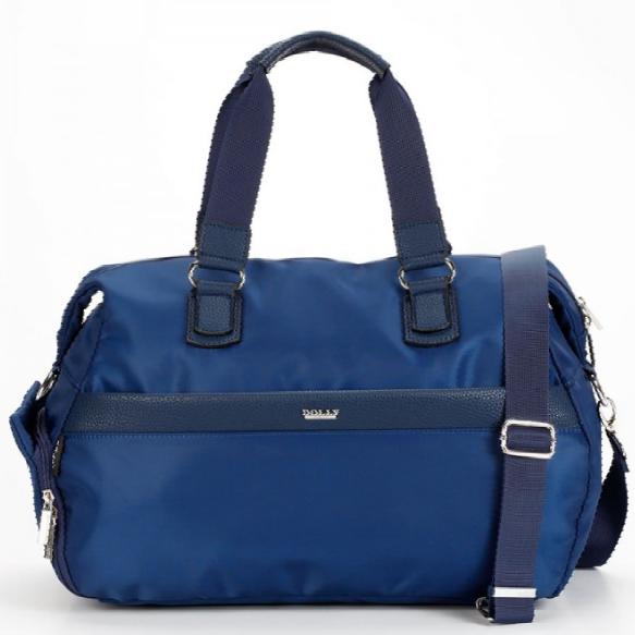 Спортивная сумка Dolly 941 две расцветки L-40 см. W-20 см. H-26 см.