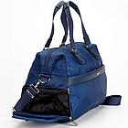 Спортивная сумка Dolly 941 две расцветки L-40 см. W-20 см. H-26 см., фото 7
