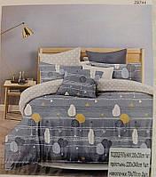 Комплект постельного Евро размер Koloco (BН-0036)