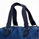 Спортивная сумка Dolly 941 две расцветки L-40 см. W-20 см. H-26 см., фото 9