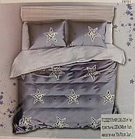 Комплект постельного Евро размер Koloco (BН-0037)