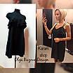 Летнее платье с двойным воланом от груди, фото 5