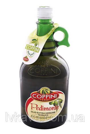Оливковое масло  Extra Vergine Pedimonte Coppini , 1 л, фото 2