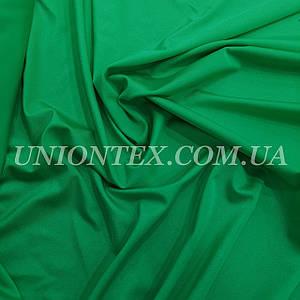 Трикотаж бифлекс (купальник) блестящий зеленый