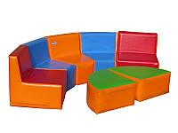 Детский игровой комплекс KIDIGO Уголок (hub_BoWv69038)