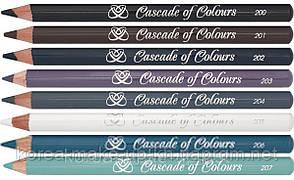 Карандаш  для глаз Каскад №201 (Cascade of Colours), фото 2